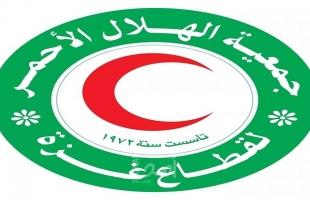 جمعية الهلال الأحمر بغزّة تستأنف تقديم خدماتها الصحية مع اتخاذ كافة الإجراءات الوقائية