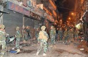 الجيش اللبناني يعيد فتح طرق مغلقة بعد احتجاجات استمرت ليومين
