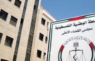 """""""قضاء غزة"""" ينجز أكثر من 20 ألف قضية خلال """"إبريل"""""""