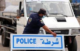 """مباحث حماس وسط قطاع غزة تلقي القبض على سارق """"سلاح كلاشنكوف"""""""
