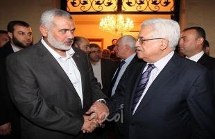 هنية: حماس لا تفكر بابتلاع منظمة التحرير..ويجب الاتفاق بعيدا عن أوسلو والتنسيق الأمني