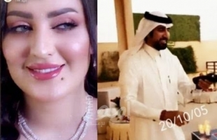 شاهد .. زواج الناشطة السعودية هيون الغماس يثير الجدل.. هل خطفت زوج صديقتها؟