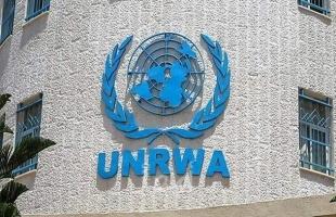 """""""الأونروا"""" تناشد لدعم اللاجئين الفلسطينيين الذي انتشر اليأس وانعدام الأمل بينهم"""