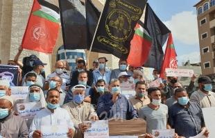 """البطش: من يريد بقاء الهدوء في غزة التدخل للإفراج عن الأسير """"ماهر الاخرس"""""""
