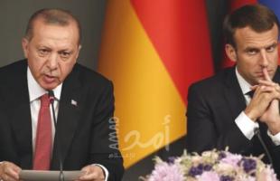 الرئاسة الفرنسية ترد على تصريحات أردوغان.. وتستدعي سفيرها فى أنقرة
