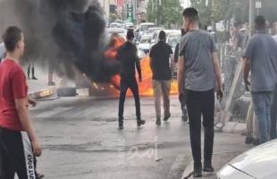 محدث - إصابة شاب برصاص جيش الاحتلال خلال قمعه لمسيرة كفر قدوم الاسبوعية