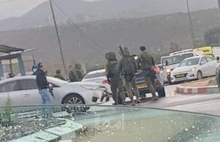 جيش الاحتلال يطلق النار تجاه شاب بزعم محاولة طعن أحد جنوده في طوباس