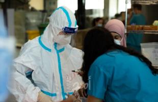 """الصحة الإسرائيلية تسجل (1,538) إصابة جديدة بـ""""كورونا"""""""