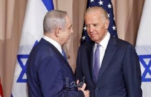 """إسرائيل تبحث خلافها مع بايدن بشأن إيران """"بعيدا عن الأنظار"""""""