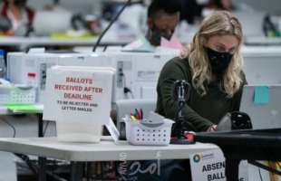 """جورجيا: إرسال محققين بعد اكتشاف """"مشكلة"""" في تقرير التصويت بمقاطعة فولتون"""