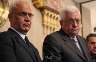"""الرئيس""""عباس ينعى """"د.صائب عريقات"""".. ويعلن الحداد لمدة 3 أيام"""