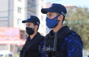 شرطة غزةتؤكد علىاستمرار منع مكبرات الصوتللباعة المتجولين في القطاع