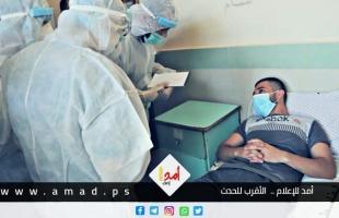 """صحة حماس: (5) حالات وفاة و 229 إصابة جديدة بــ""""كورونا"""" في قطاع غزة"""