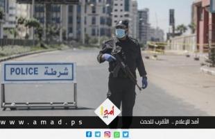 داخلية حماس: استمرار المنع الكلي للمركبات يومي الجمعة والسبت