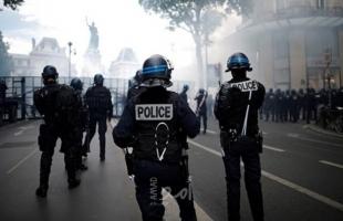 الشرطة الفرنسية تستخدم الغاز المسيل للدموع في احتجاج ضد عنف الشرطة