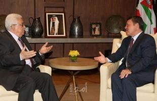الرئيس عباس يتلقى برقية تهنئة من العاهل الأردني ونظيره المصري بذكرى المولد النبوي الشريف