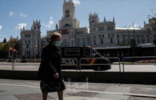 عمال الصحة الإسبان يحتجون على قطع الخدمات الصحية