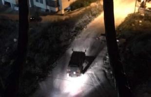 اعتقالات في الضفة الغربية واندلاع المواجهات مع قوات الاحتلال في رام الله- فيديو