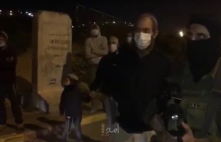 رام الله: مستوطنون يحرقون مركبة مواطن في كفر مالك