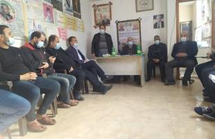 النضال الشعبى الفلسطينى تعقد مؤتمرها وتنتخب قيادة لمحافظة شمال غزة