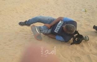 لجنة دعم الصحفيين: جيش الاحتلال ارتكب 58 انتهاكاً بحق الصحفيين الفلسطينيين