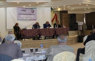 نقابيون يوصون بضرورة إعادة النظر بالقوانين الصادرة في ظل  الانقسام