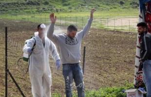 """تفاصيل اتفاق تطعيم العمال الفلسطينيين بلقاح """"كورونا"""""""