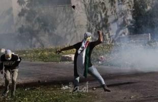 محدث- إصابات واعتقالات خلال مواجهات مع قوات الاحتلال في مختلف مدن الضفة.. فيديو