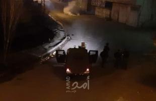 محدث- إصابات واعتقالات خلال إندلاع مواجهات مع قوات الاحتلال بالضفة