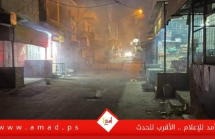 إصابة شاب خلال مواجهات بالقدس وقوات الاحتلال تشن حملة اعتقالات في الضفة