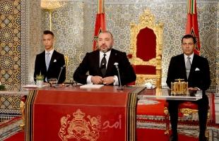 العاهل المغربي يشترط انطلاق مفاوضات السلام  لزيارة إسرائيل