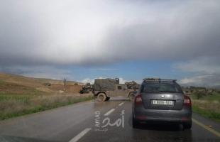 جيش الاحتلال يغلق الطرق بين الأغوار وطوباس بسبب تدريبات عسكرية