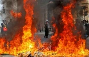 تجدد المواجهات بين اليهود المتشددين والشرطة الإسرائيلية