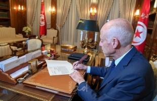 الرئيس التونسي: لن أقبل بنصوص على مقاس الحكام