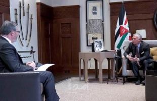 الملك عبدالله: لا استقرار ولا سلام دون حل عادل وشامل للقضية الفلسطينية