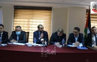 نائب نقيب المحامين الفلسطينيين: استمرار الحراك حتى إلغاء أو تجميد قرارات القضاء