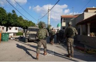 قوات الاحتلال تفجر منزل الأسير محمد كبها في بلدة طورة بجنين - فيديو
