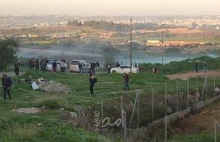 محدث.. إصابة شاب بمهاجمة قوات الاحتلال للعمال في طولكرم وجنوب قلقيلية- صور