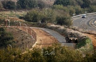 صفارات الإنذار تدوي في المستوطنات الإسرائيلية القريبة من لبنان