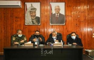قلقيلية: لجنة الطوارئ تحذر من خطورة الوضع الصحي وتدعو للتشدد في الاجراءات