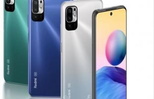 شاومي تطلق سلسلة هواتفها الخارقة Redmi Note 10.. سعر ومواصفات - صور