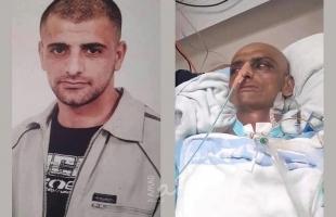 """نقل الأسير حسين مسالمة من مستشفى """"شعار تصيدق"""" إلى """"هداسا"""""""