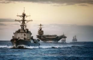 مجلة أمريكية تكشف استعداد الأسطول الإسرائيلي للحرب .. فيديو