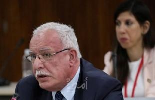 المالكي يلتقي مبعوث الاتحاد الأوروبي لعملية السلام في الشرق الأوسط