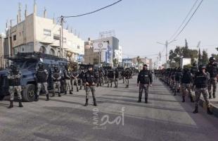 """الأمن الأردني يمنع اعتصامات """"24 آذار"""" ويشن حملة اعتقالات - صور وفيديو"""