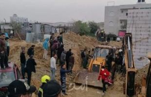 الخليل: مصرع مواطن إثر سقوطه داخل حفرة