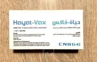 """الإمارات تعلن بدء إنتاج لقاح """"حياة - فاكس"""" مضاد لـ """"فيروس كورونا"""""""