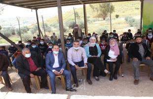 نابلس:  فعاليات يوم الطفل بتكريم أطفال فروش بيت دجن وحمصة وعين شبلي بالأغوار