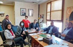 بيت لحم: مركز محور والشركاء يعقدون أربعة مؤتمرات حالة لقضايا النساء ضحايا العنف