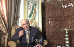 فتح تنعى المناضل الوطني الكبير محمود الخالدي
